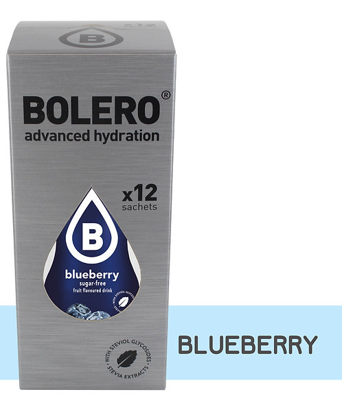 Bolero instant drank BLAUWE BESSEN