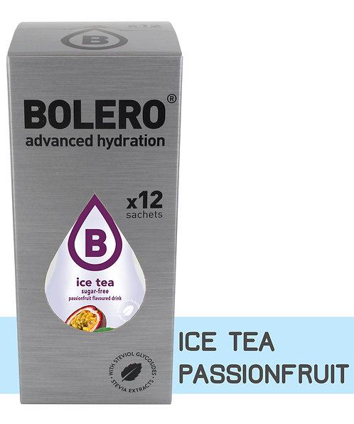 Bolero instant drank ICE TEA PASSIEVRUCHT