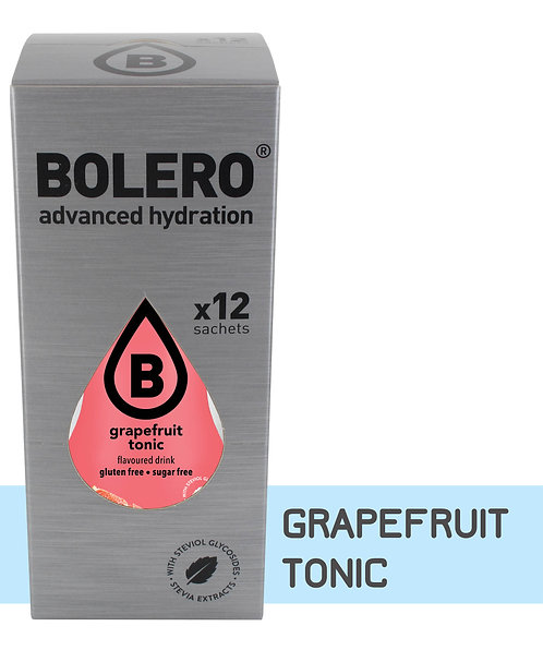 Bolero instant drank GRAPEFRUIT TONIC