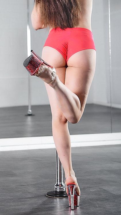 Venus Semi High Waist Shorts