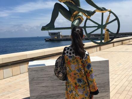 A breve fábula do Kimono