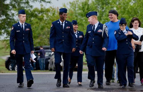 9/11 Ceremony (Handout)