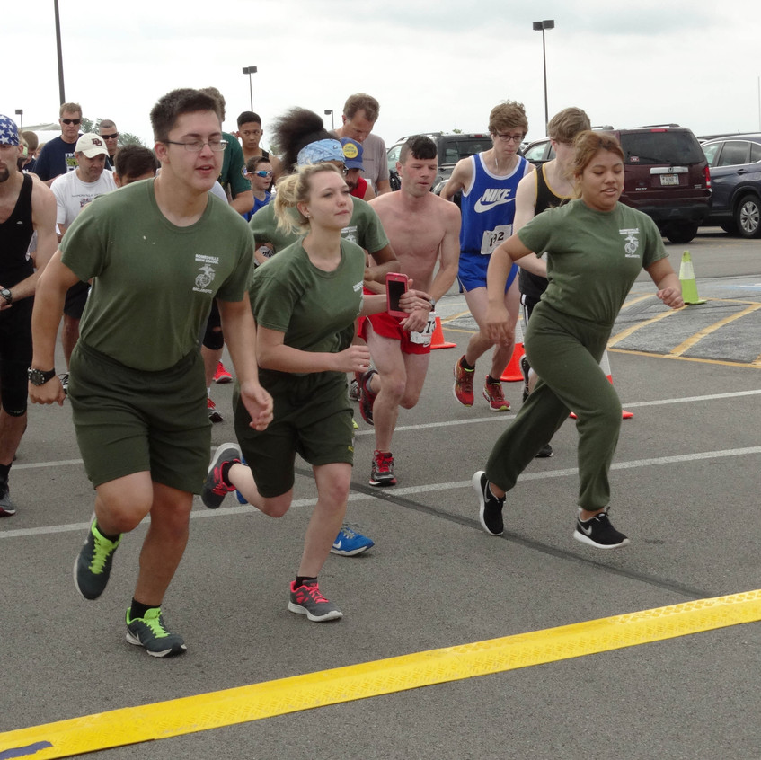 Wounded Warrior 5K