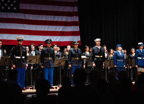 'They took risks for me;' Joliet HS ceremony honors veterans