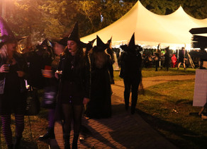 Nothing spooky about money conjured for good causes at Joliet Witches Night Out