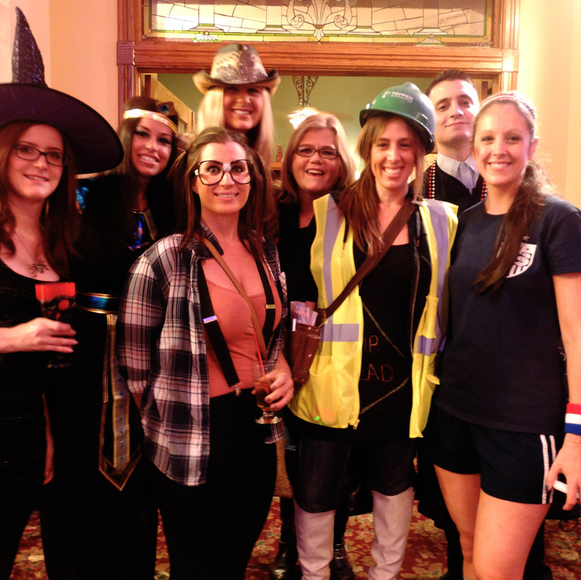 JJWC 2nd annual Witches Ball