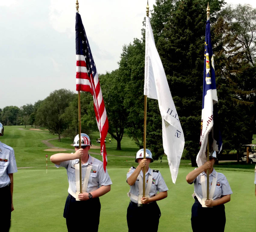 ROTC golf outing