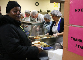 MorningStar feeds the needy for Thanksgiving