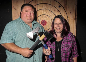 New ax throwing business aims to fill unique market in Plainfield
