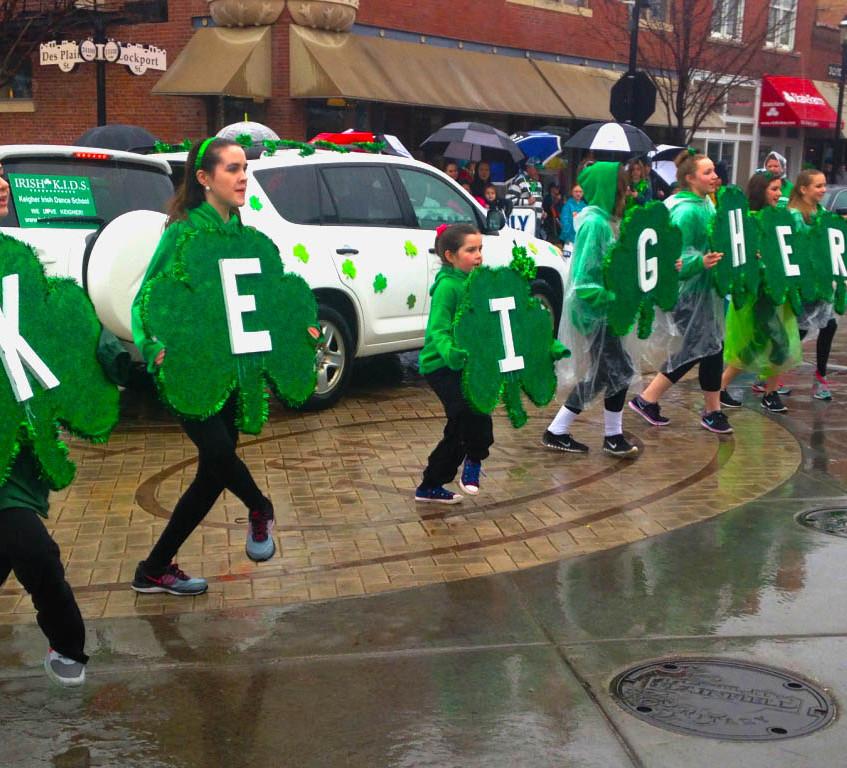 Plainfield Hometown Irish Parade