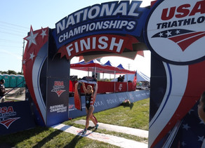 Frankfort woman competes in Triathlon World Championship