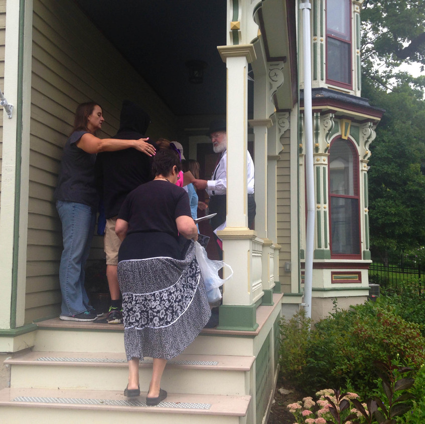 Historic Elgin House Tour