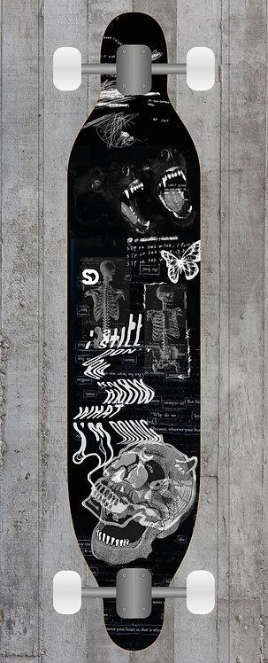 Confusion Longboard wrap