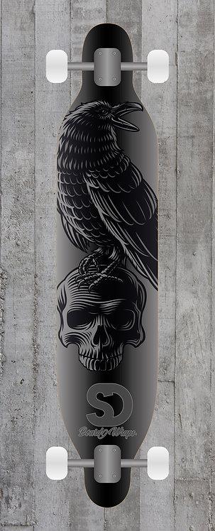 Raven Longboard wrap