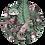 Thumbnail: Bosdieren vaag Muurcirkel
