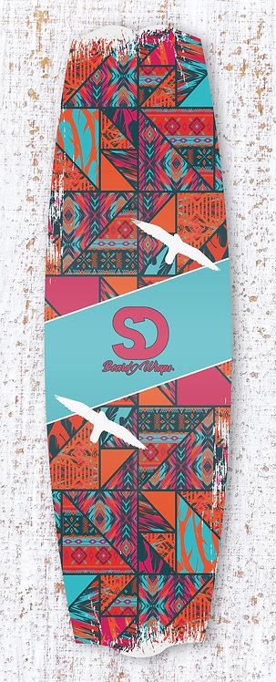 Bohemian Wake/Kiteboard wrap