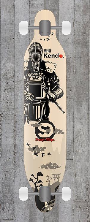 Kendo Longboard wrap