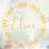 Thumbnail: Geboorte raamsticker Eline