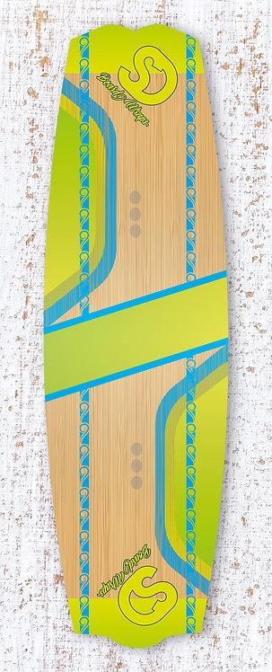 BleenWood Wake/Kiteboard wrap