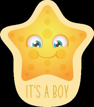 Starfish sluitzegel