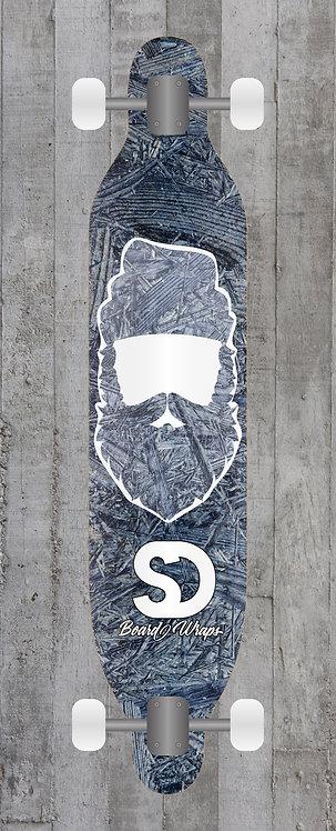 Lumberjack Longboard wrap