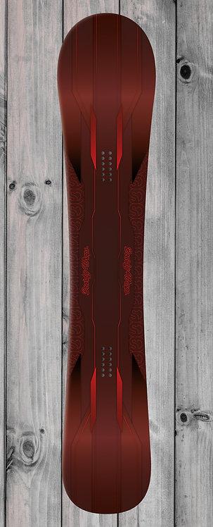 Tech Snowboard wrap