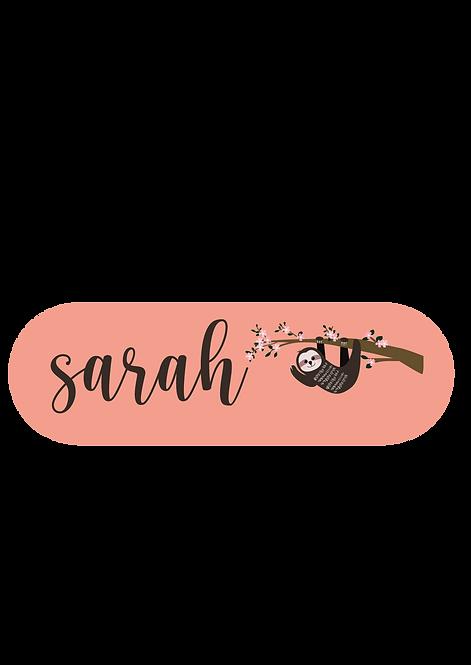 Sarah Naamsticker