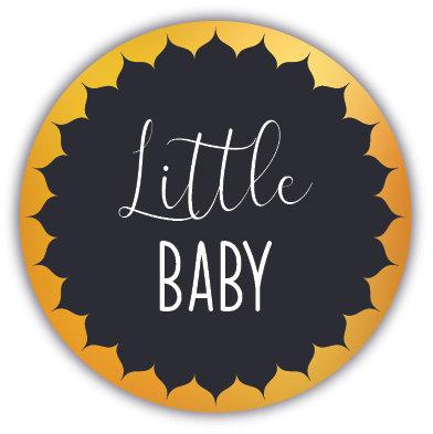 Little baby sluitzegel
