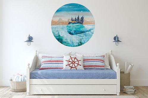 Walvis en de vos Muurcirkel
