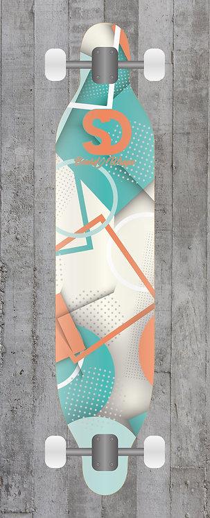 Shaper Longboard wrap