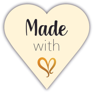 Made with Love sluitzegel