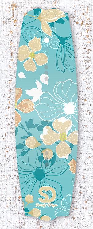 Woodflower Wake/Kiteboard wrap