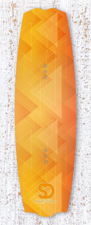 OrangePrisma Wake/Kiteboard wrap