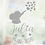 Thumbnail: Raamsticker Julia - olifantje