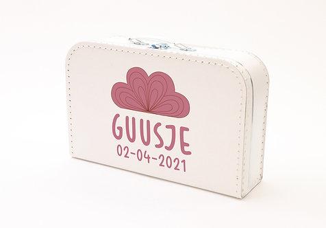 Koffertje met Pastel Wolk Guusje