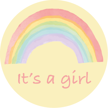 Regenboog sluitzegel