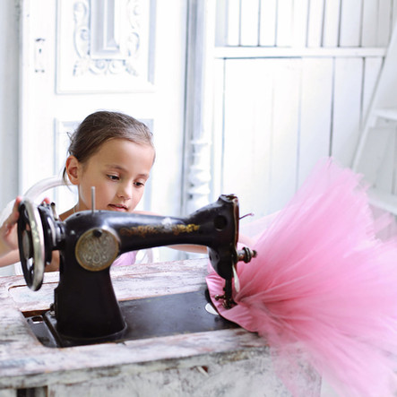 Sew-Creative's Tips for Sewing with Kids