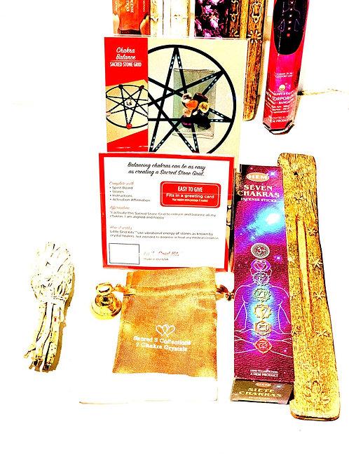 Chakra Balance Kit