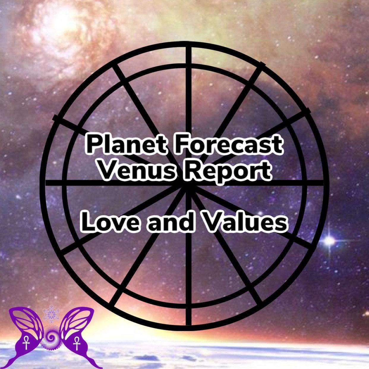 Planet Venus Report