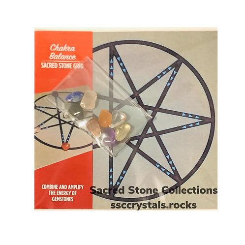 Chakra Balance Mini Grid Kit