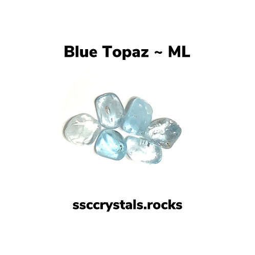 Blue Topaz - ML