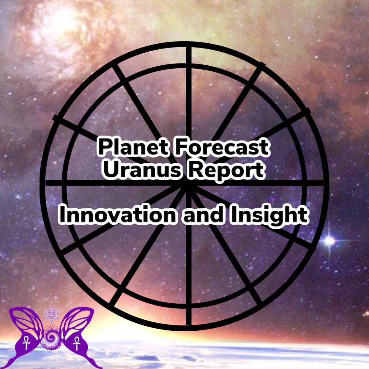 Planet Uranus Report