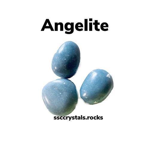 Large Angelite
