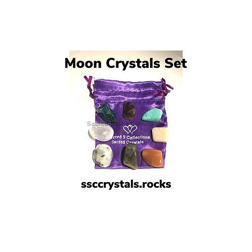 Moon Crystals Set