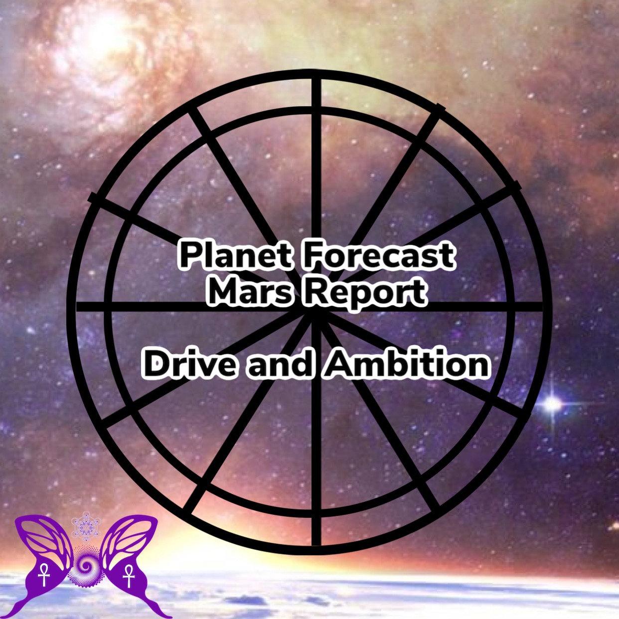 Planet Mars Report