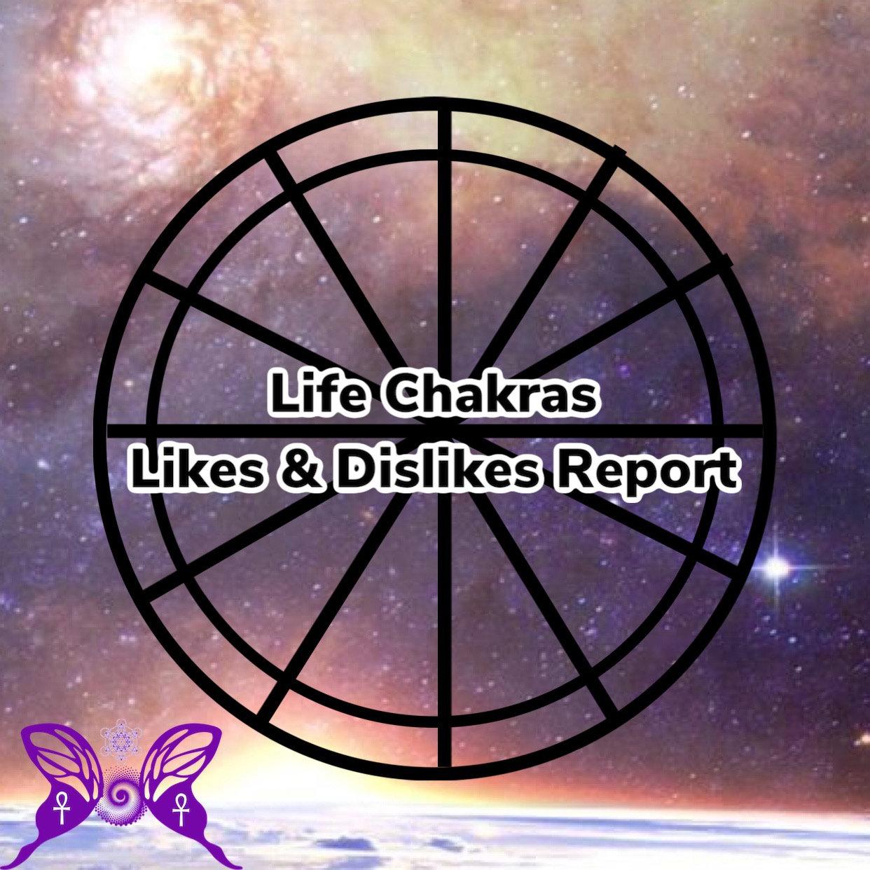Life Chakra Report