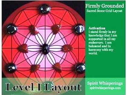 Firmly Ground Grid Layout Card Level 1