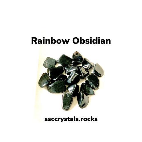 Rainbow Obsidian
