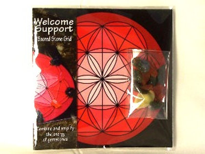 Welcome Support Mini Grid Kit