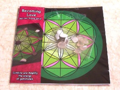 Becoming Love  Mini Grid Kit